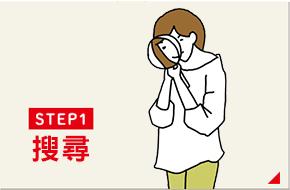 Step1 搜尋
