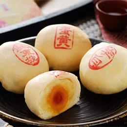 蛋黃綠豆椪(6入/組)