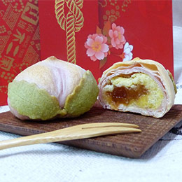 綠豆樂桃桃禮盒