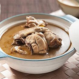 溫暖冬鍋-薑母鴨 (1800g/包)