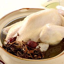 金線蓮養生燉雞(2~4人份)