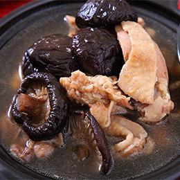 麻油松坂肉湯