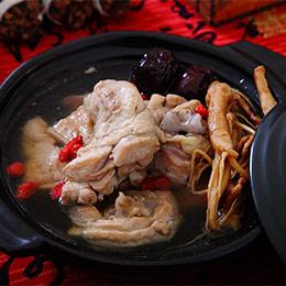 【鹹菜肉片湯】6-8人份