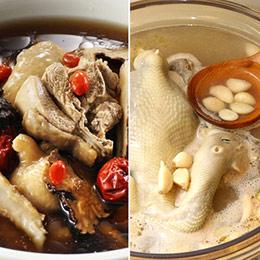 (蒜頭+土窯)雙雞暖心組合 共6kg