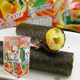Kabuki健康海苔玉米棒-原味/辣味