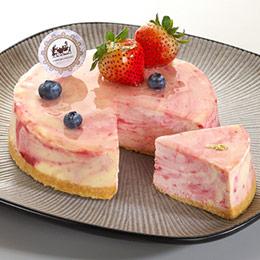 野莓雪藏乳酪起司6吋