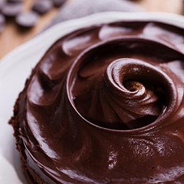 黑色經典 巧克力蛋糕