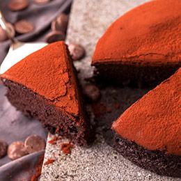 獨家配方!古典巧克力蛋糕