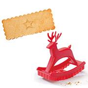 小鹿餅乾模型