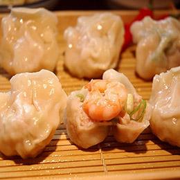蝦仁鮮水餃 (30顆/包)