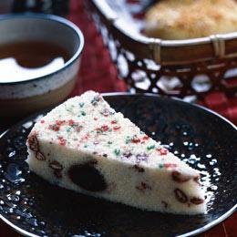 蔣宋夫人等名媛最愛! 赤豆鬆糕