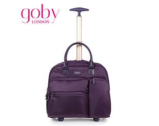 Goby16吋兩輪旅遊商務登機拉桿箱