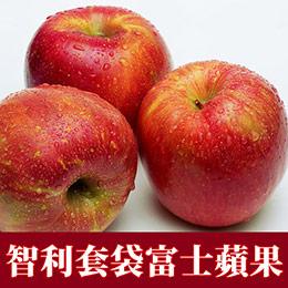 智利.套袋富士蘋果