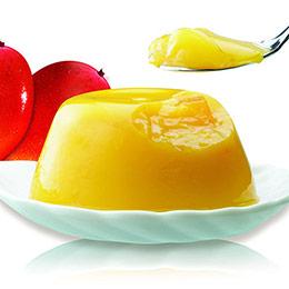 【吃果籽】頂級芒果布丁
