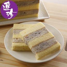 連珍★芋泥雙層蛋糕★2015年蘋果日報母親節蛋糕評比冠軍