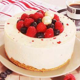 滿覆莓心6吋★爆漿覆盆子蛋糕