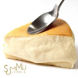 香草籽乳酪半熟蛋糕 (300g/盒)