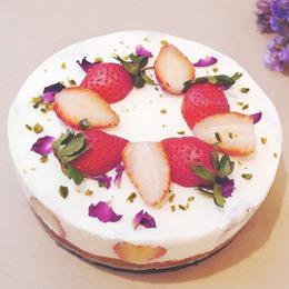 ♡草莓檸檬乳酪♡6吋