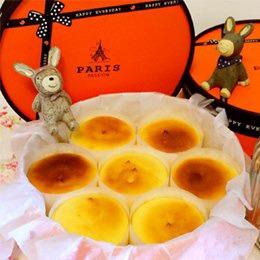 北海道半熟乳酪(7入)