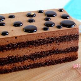 ★魔鬼的眼淚★巧克力蛋糕
