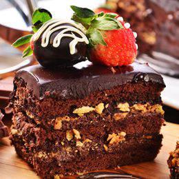 濃情草莓巧克力蛋糕 6吋