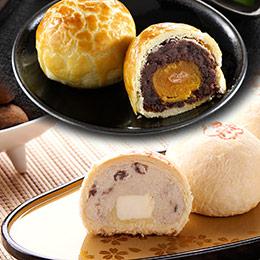 8入御丹波禮盒+8入蛋黃酥禮盒