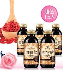 【珍愛月事】平日保養理系列 - 四物飲15瓶