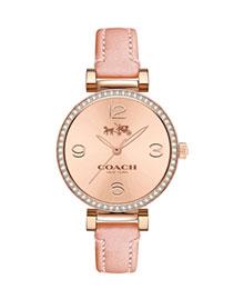 COACH Madison 晶鑽腕錶