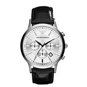 EMPORIO ARMANI計時腕錶