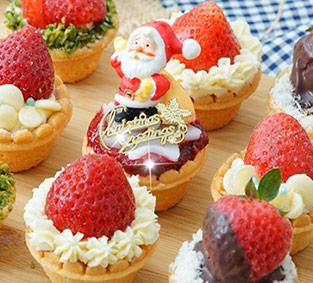 PARTY❤草莓小塔繽紛9入禮盒