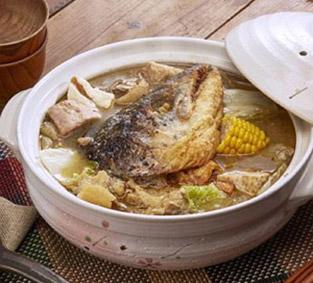 格陵蘭鴉片砂鍋魚頭