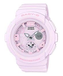 CASIO BABY-G海灘旅行雙顯腕錶