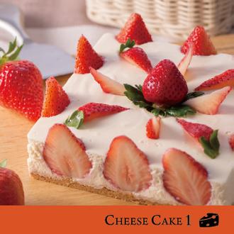 草莓乳酪蛋糕