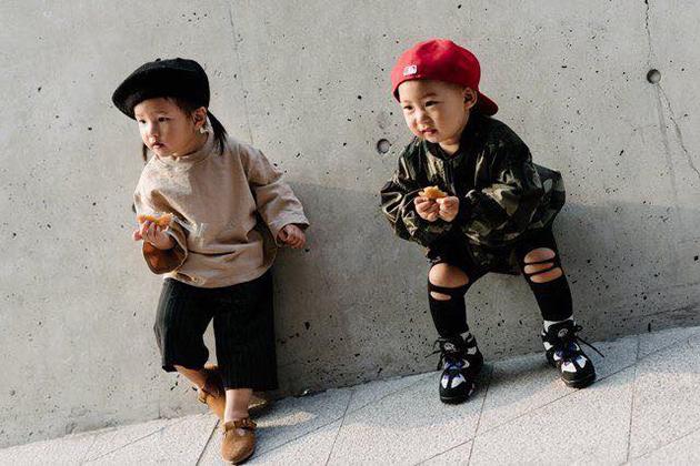 小孩 時裝