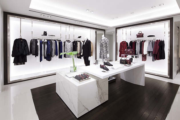 2F Ready-to-Wear Michael Michael Kors at Michael Kors Ginza Flagship Store