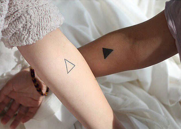 Complementary-Triangles