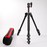 Manfrotto BeFree 三腳架套組