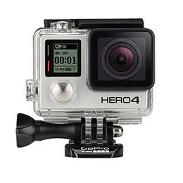 GoPro-HERO4黑色版CHDHX-401-CT