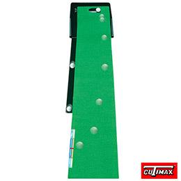 專利可變化坡道高爾夫果嶺推桿練習器草皮