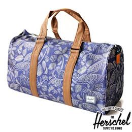 Herschel 手繪旅行袋 - 植物