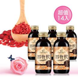 【珍愛月事】平日保養理系列 - 四物飲14瓶