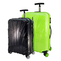 MIT 24吋亮面雙輪行李箱