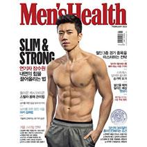 Men's Health KOREA 2月號2015 月刊