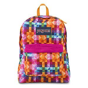 SUPER BREAK校園背包