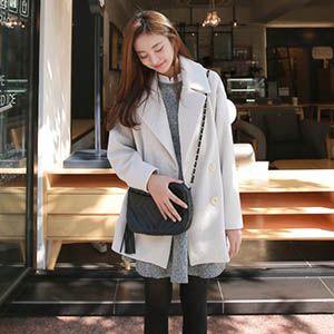 舒適白大衣