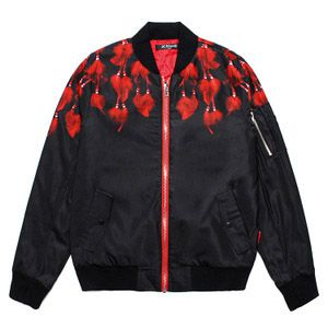 Dreamcatcher補夢網系列 紅羽毛 Red Feather Breaker Jacket 風衣 -中性