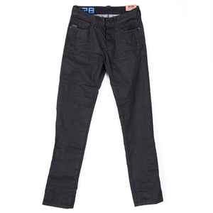 合身直筒牛仔褲