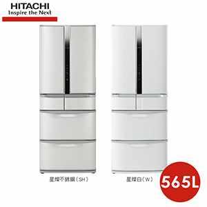 565L日本原裝變頻六門冰箱