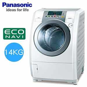 14公斤變頻洗脫烘滾筒洗衣機