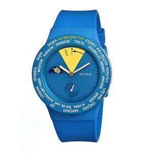 MIT世界時區腕錶